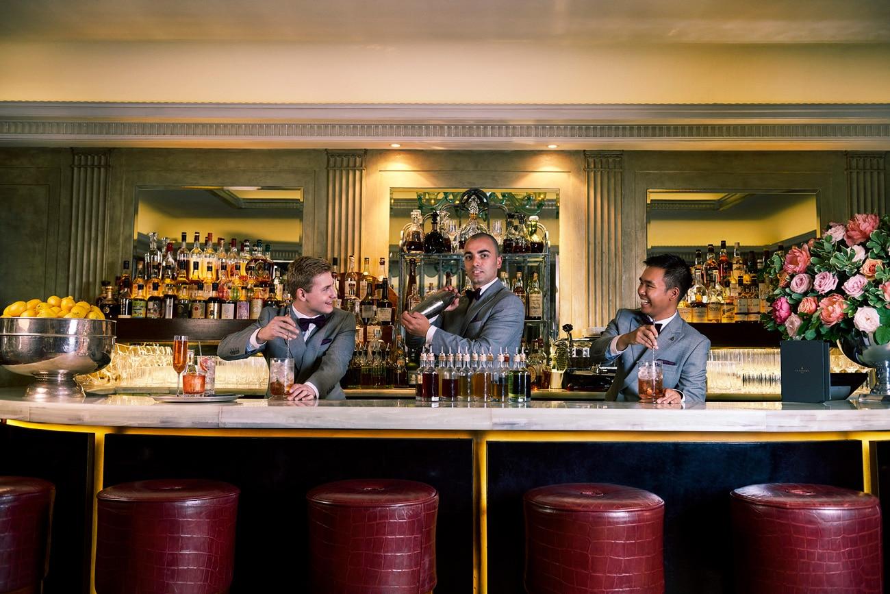 Claridges-Bar