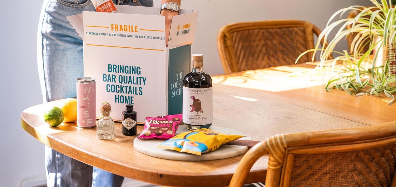 Cocktail-subscription-box