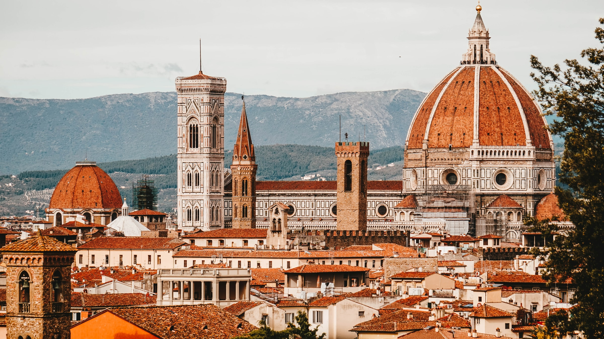 Florence, Italy - birthplace of the Negroni Cocktail Recioe