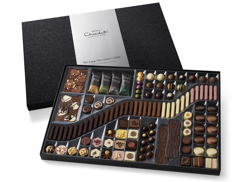 hotel-chocolat-large-chocolatier-table