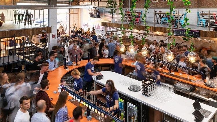 The-best-craft-beer-tap-rooms-in-uk