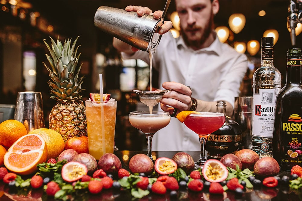 cocktail gift ideas for mother's day