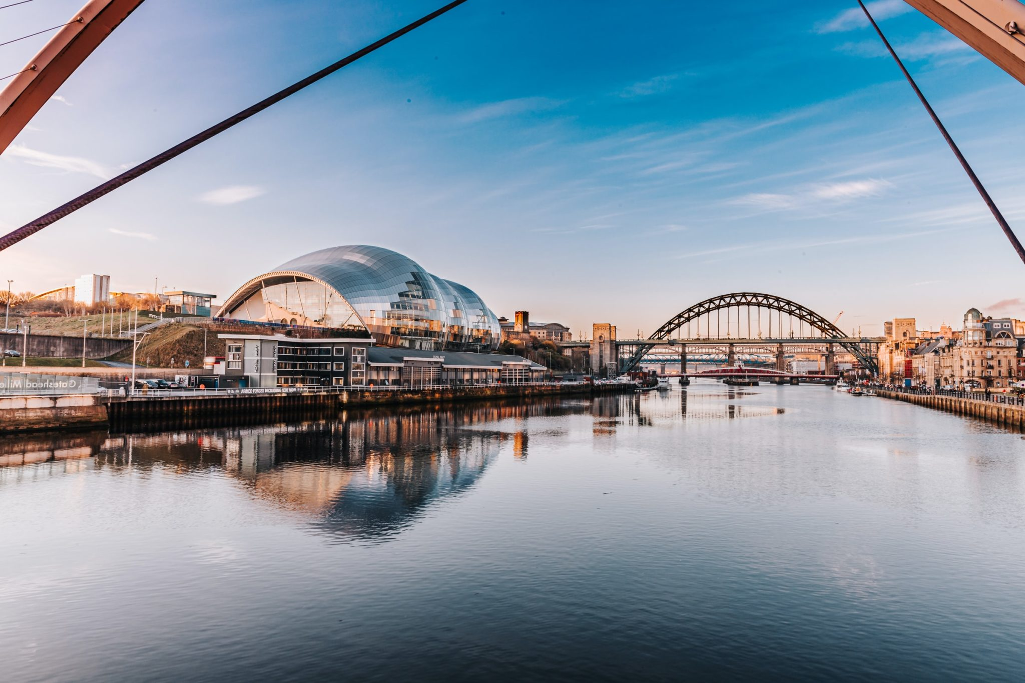 The Best Bars In Newcastle. Photo by Ryan Booth on Unsplash
