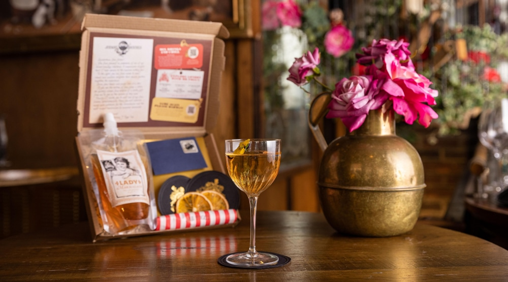 Mr Fogg's Lady Marmalade Cocktail Gifts Package