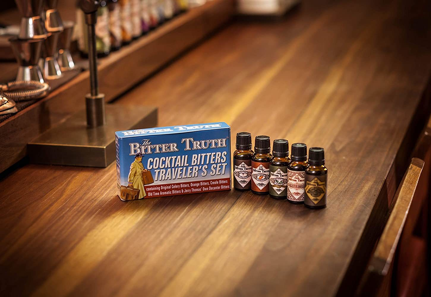 The Bitter Truth Bar Pack
