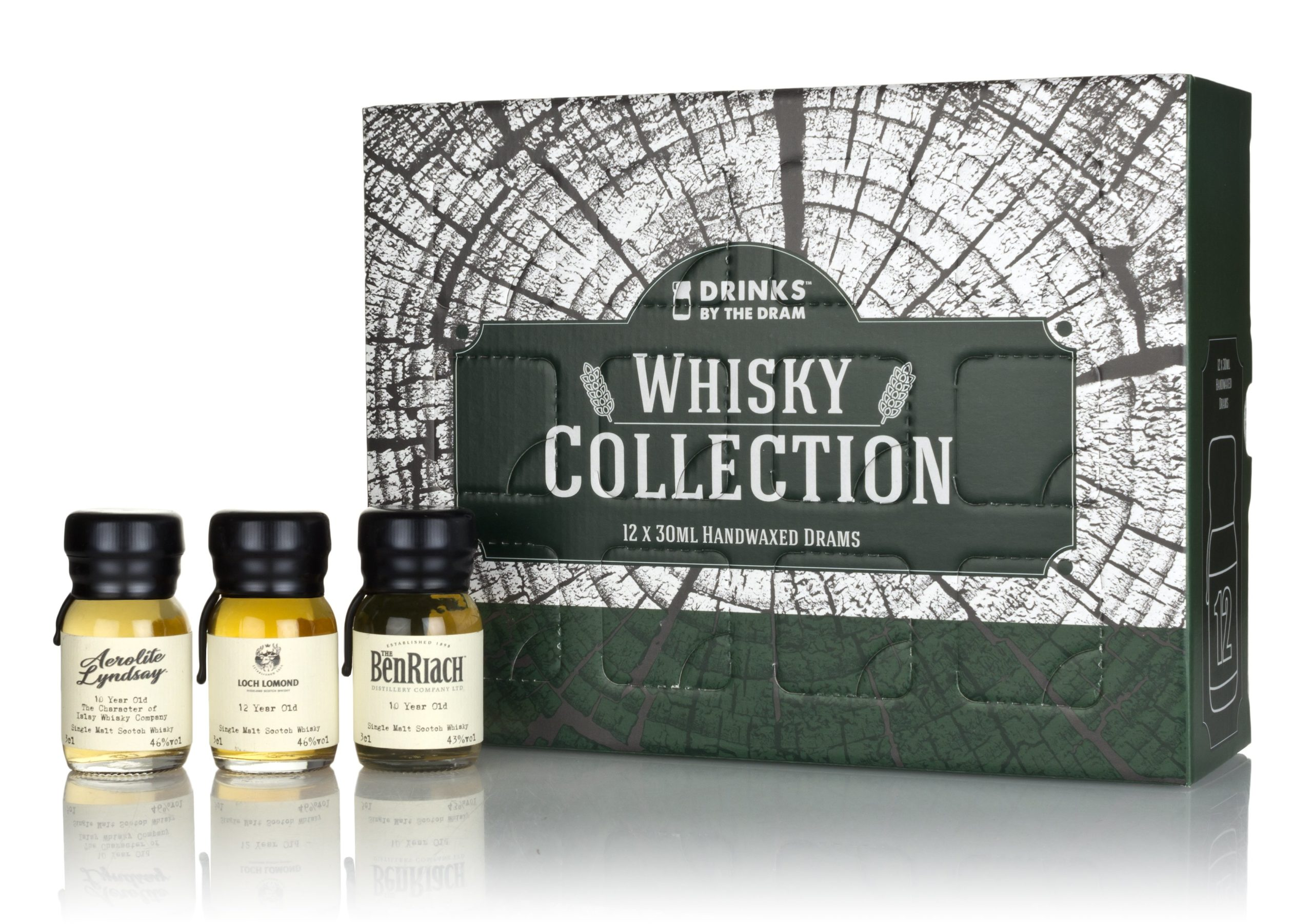 Drinks By The Dram 30ml Whisky Collection